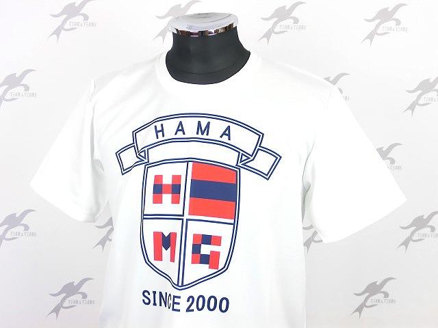 チームTシャツ・ウェア お客様の写真と声 : HMG(浜組SBC) 様(ホワイト限定昇華Tシャツ)