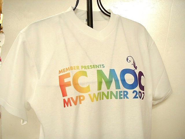チームTシャツ・ウェア お客様の写真と声 : FC MOC 様