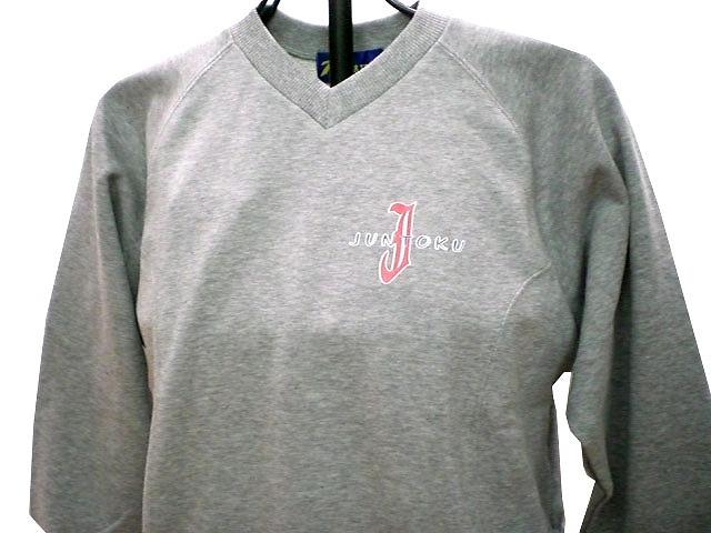 チームTシャツ・ウェア お客様の写真と声 : 潤徳女子高等学校 様