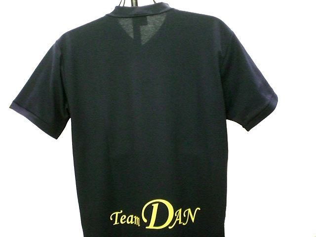 チームTシャツ・ウェア お客様の写真と声 : team DAN 様