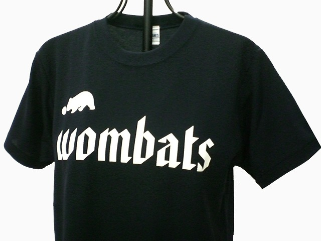 チームTシャツ・ウェア お客様の写真と声 : Wonbats 様1