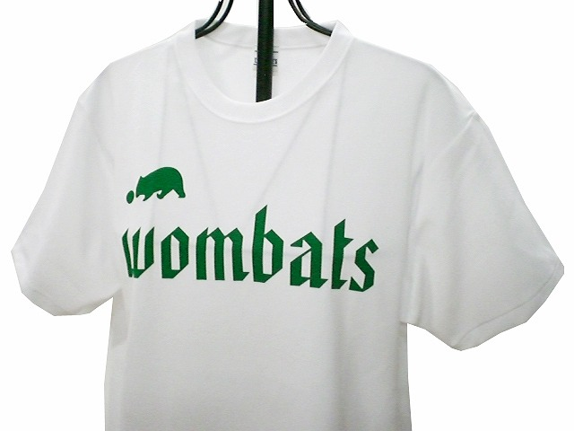 チームTシャツ・ウェア お客様の写真と声 : Wonbats 様2