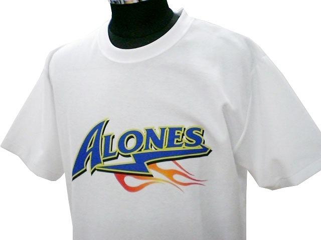 チームTシャツ・ウェア お客様の写真と声 : アローンズ 様