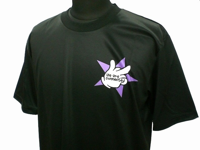 チームTシャツ・ウェア お客様の写真と声 : 絆ism 様2(昇華Tシャツ ソフトバレー)