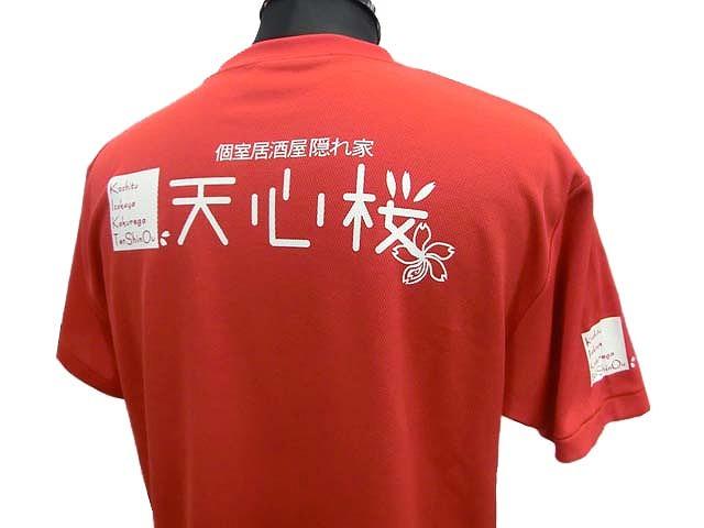 チームTシャツ・ウェア お客様の写真と声 : 天心桜 様