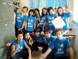 チームTシャツ・ウェア お客様の写真と声 : 竹台高校2-2 様
