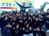 京都産業大学Tigers 様(集合写真) : チームTシャツ・ウェア お客様の写真と声